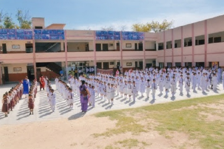 Dayanand Chanan Lal Senior Secondary School-Assembly