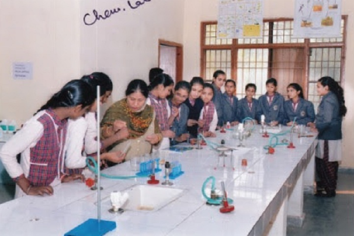 Dayanand Chanan Lal Senior Secondary School-Chemistry Lab