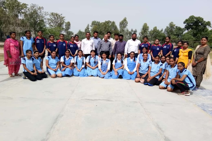 Dayanand Chanan Lal Senior Secondary School-Sports Team