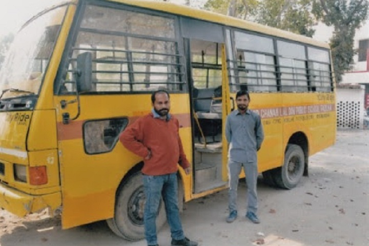 Dayanand Chanan Lal Senior Secondary School-Transport