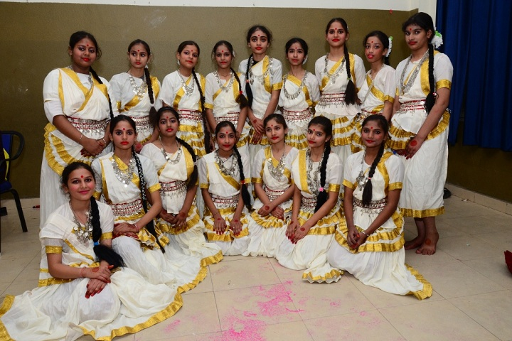 Dayanand International Public School-Events