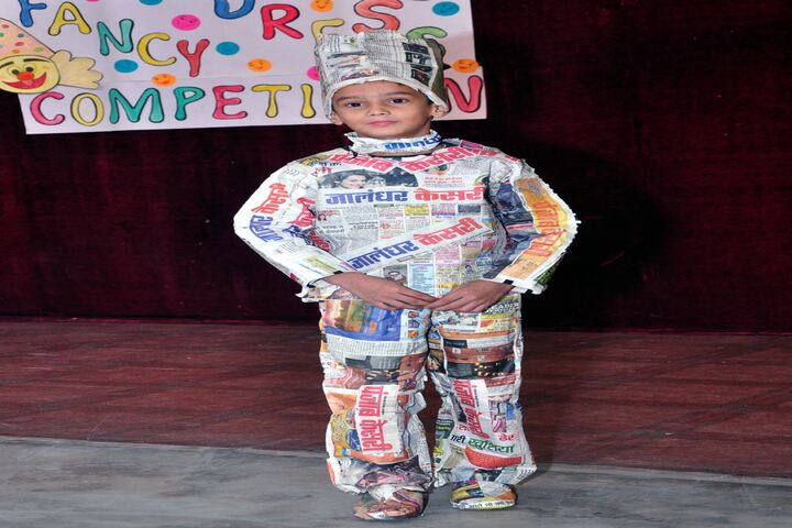 Dayanand Model School-Fancy Dress