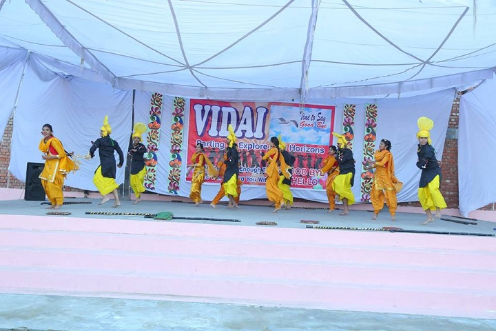 Dayanand Model Senior Secondary School-Annual day