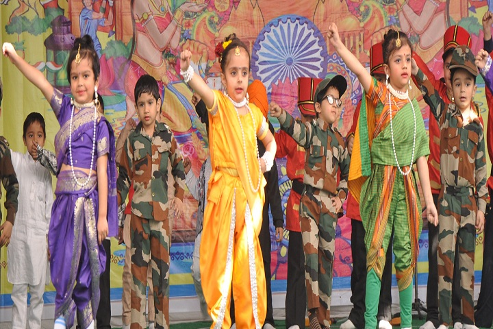 Dayanand Public School-Annual day