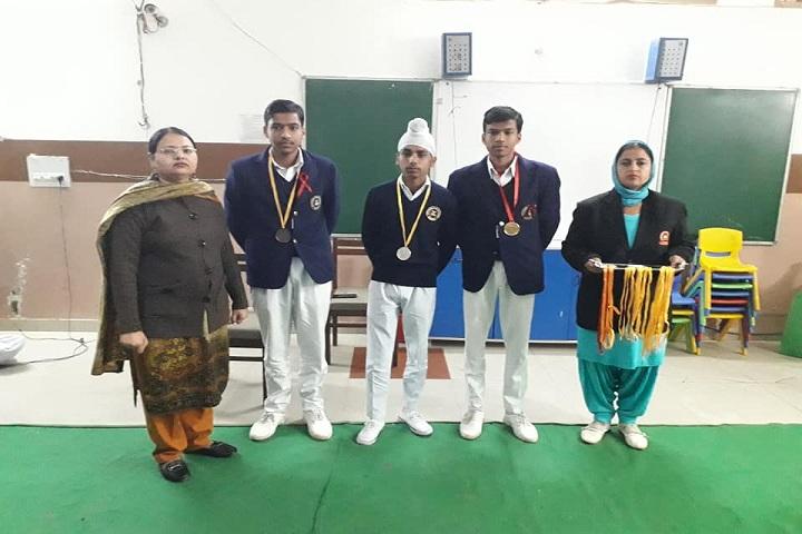 Dayanand Public School-Awards