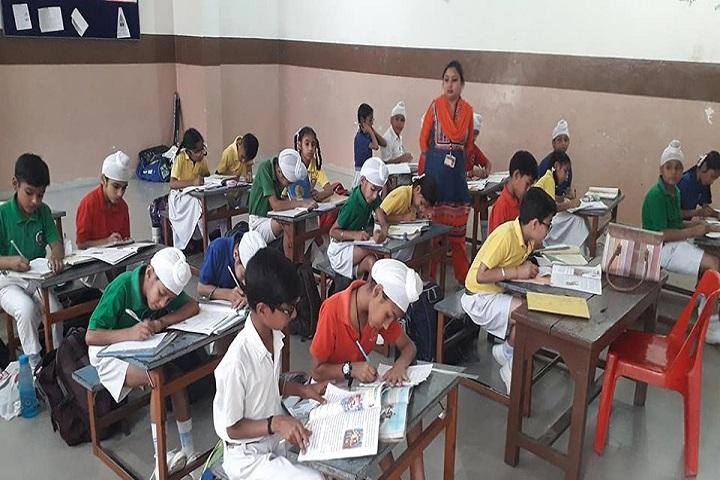 Dayanand Public School-Classroom