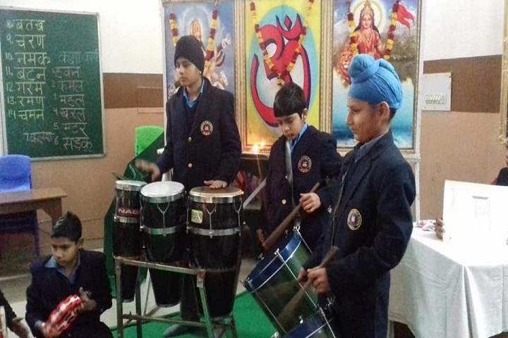 Dayanand Public School-Music room