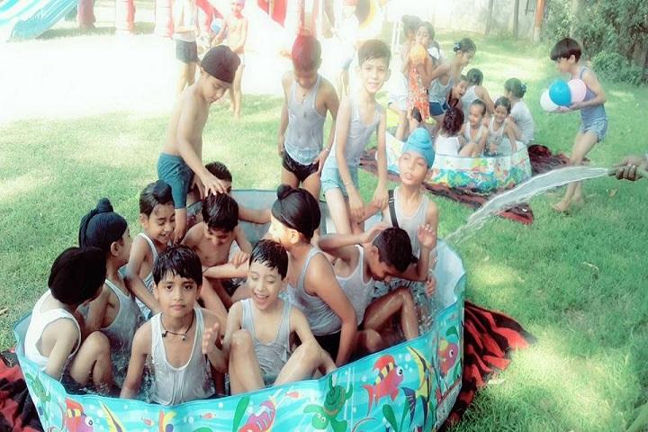 Dayanand Public School-Splash Pool