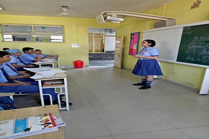 DCM Presidency School-Classroom