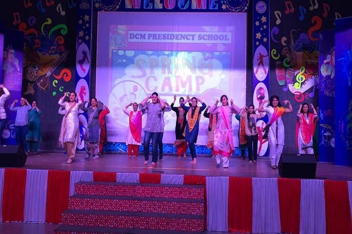 DCM Presidency School-Events