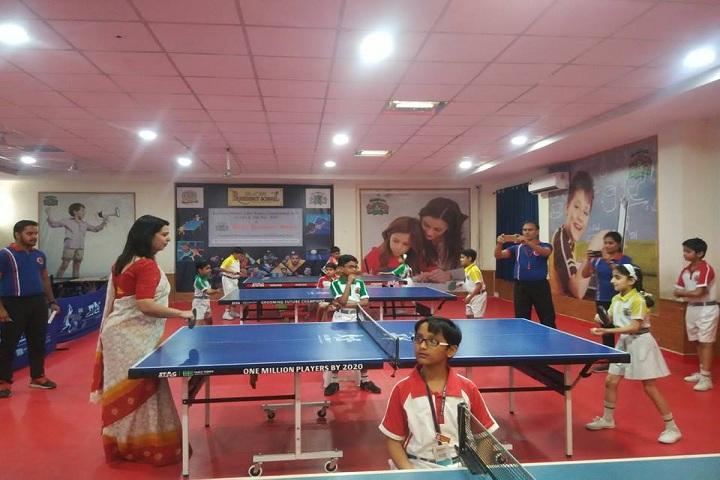 DCM Presidency School-Indoor Games