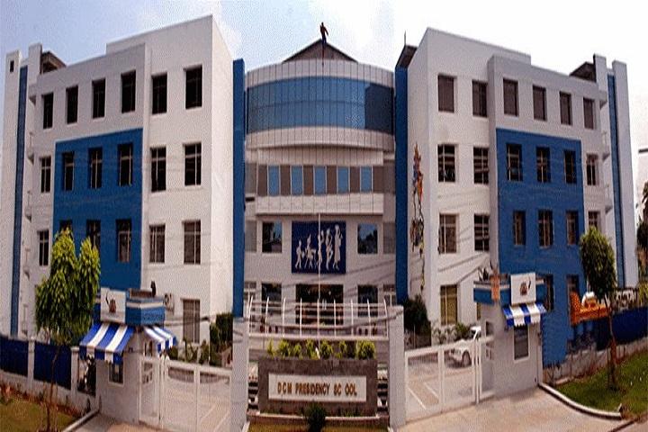 DCM Presidency School-School