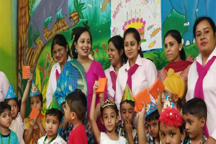 Delhi International School-Childrens Day