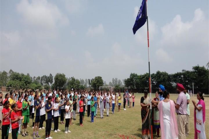Delhi International School-Independence Day
