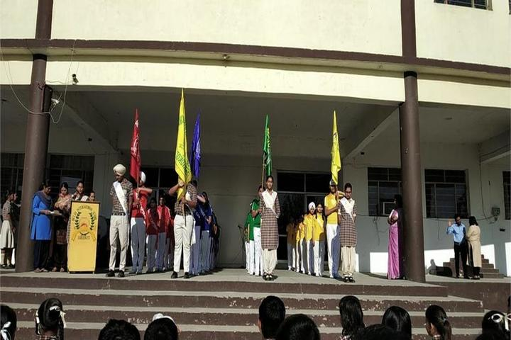 Delhi International School-Investiture Ceremony