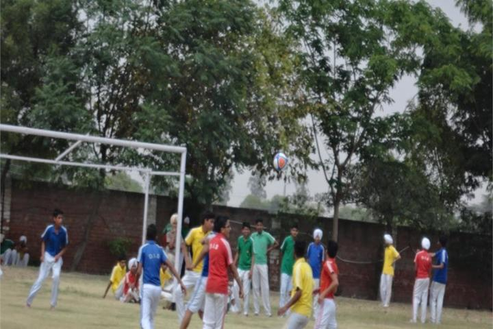 Delhi International School-Play Ground