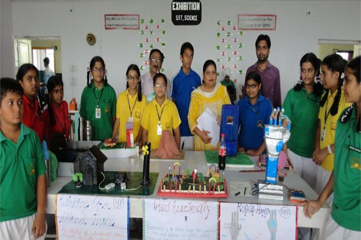 Delhi International School-Science Exhibition
