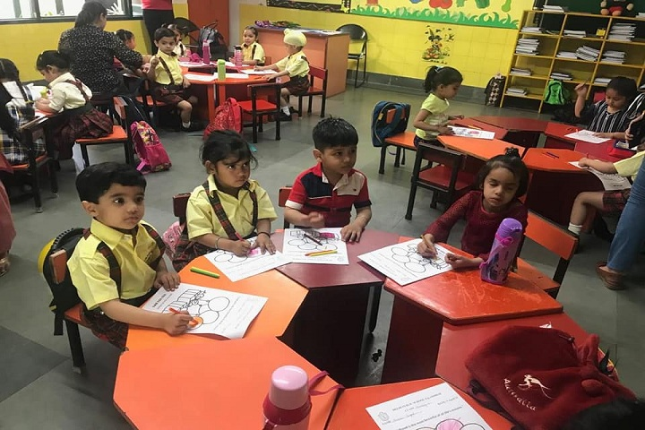 Delhi Public School- Activities 1