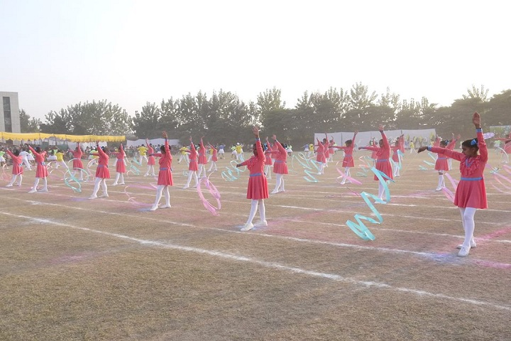 Delhi Public School- Events 1