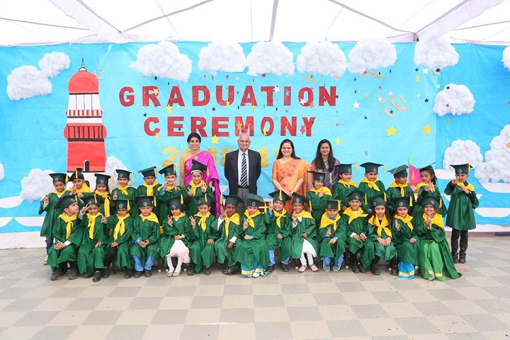 Delhi Public School- Graduation Ceremony