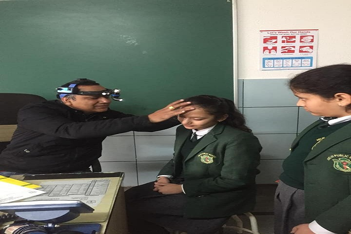 Delhi Public School- Health Checkup