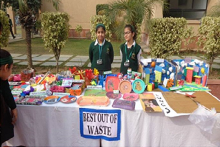 Delhi Public School-Exhibition