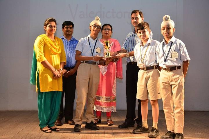 Delhi Public School- Award Distribution
