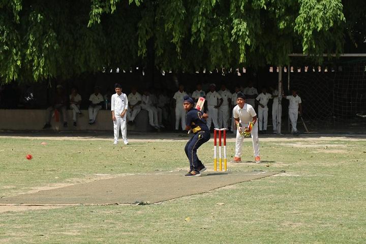 Delhi Public School- Cricket
