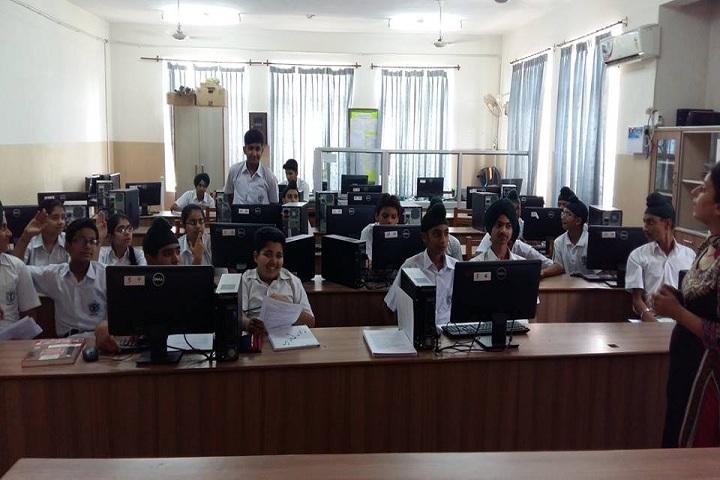 Delhi Public School- IT Lab