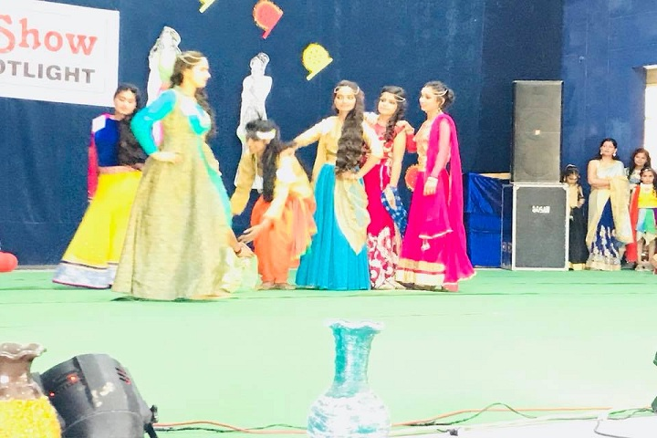 DRV DAV Centenary Public School- Events