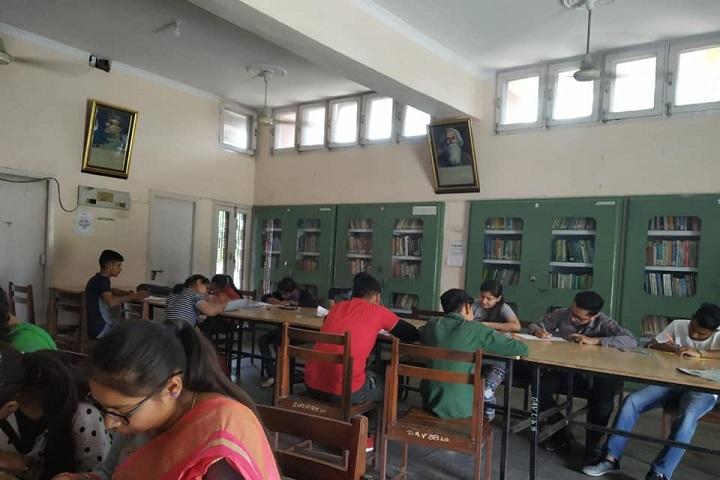 DRV DAV Centenary Public School- Library