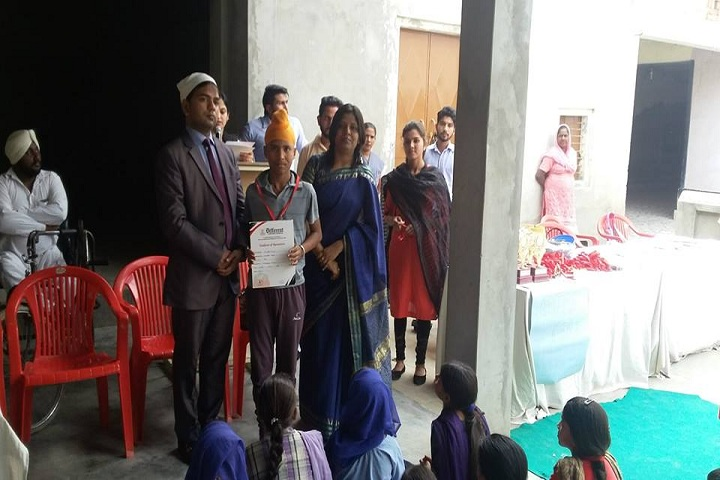 Different Convent School-Award Distribution