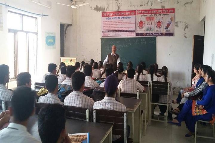 Different Convent School-Classroom