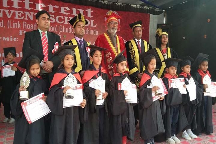 Different Convent School-Graduation