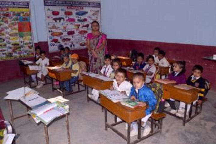 Himalayan International School-Language Lab