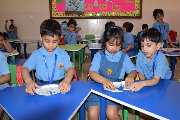 Dikshant Global School-Activities
