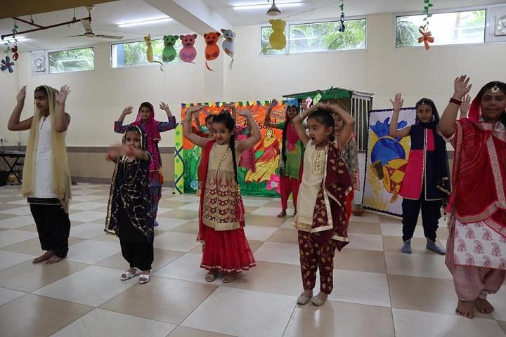 Dikshant Global School-Baisakhi Celebrations