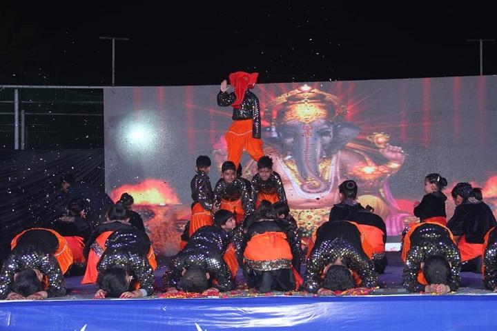 Dikshant Global School-Festival Celebration