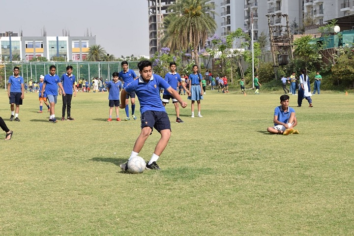 Dikshant Global School-Sports