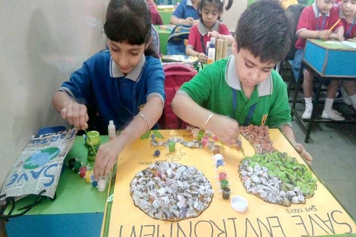 Dikshant International School-Activities 1