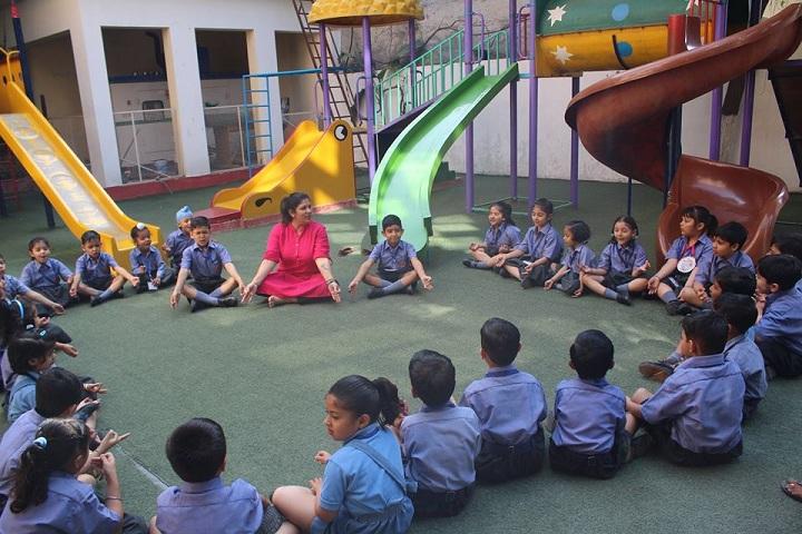 Dikshant International School-Kids Play Park