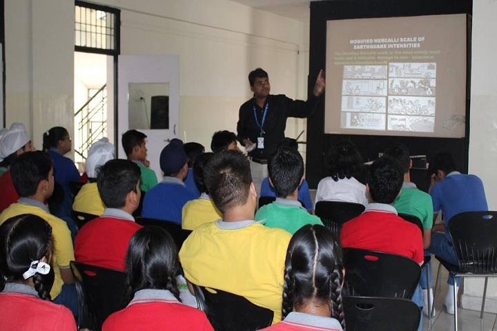 Dikshant International School-Seminar