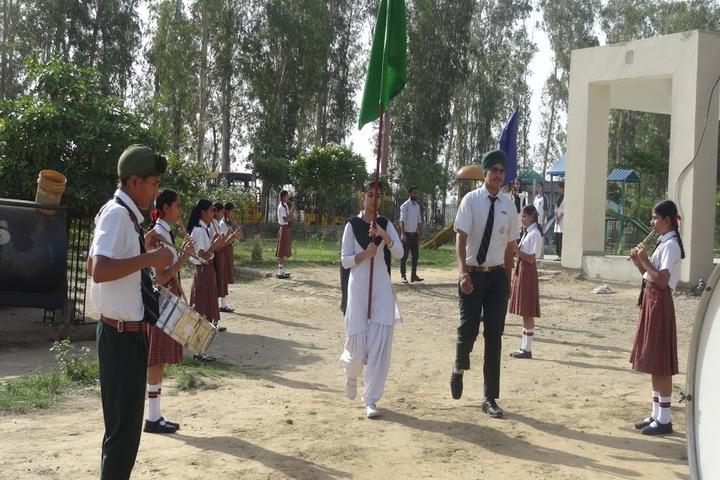 DIPS School-Band Troop