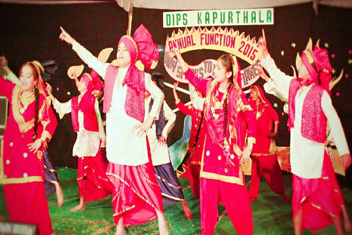 DIPS School-Annual day