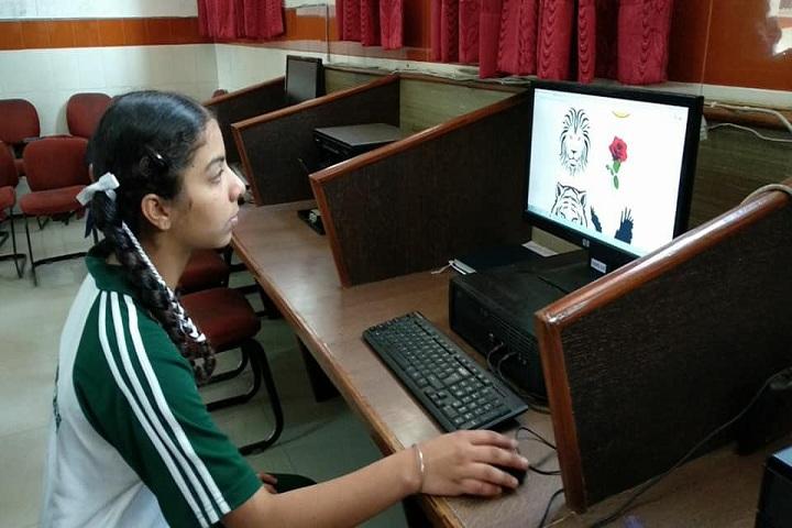 DIPS School-Computer Lab