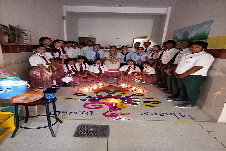 DIPS School-Diwali Celebration
