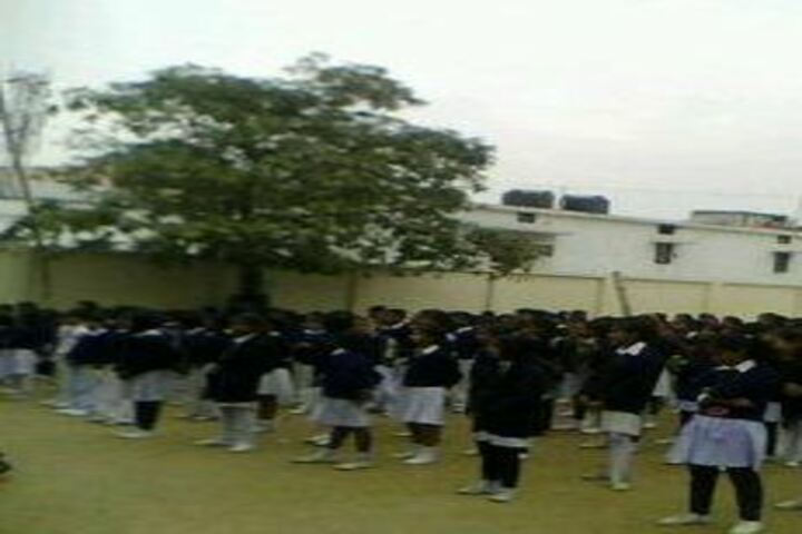 Himalayan Public School-Assembly