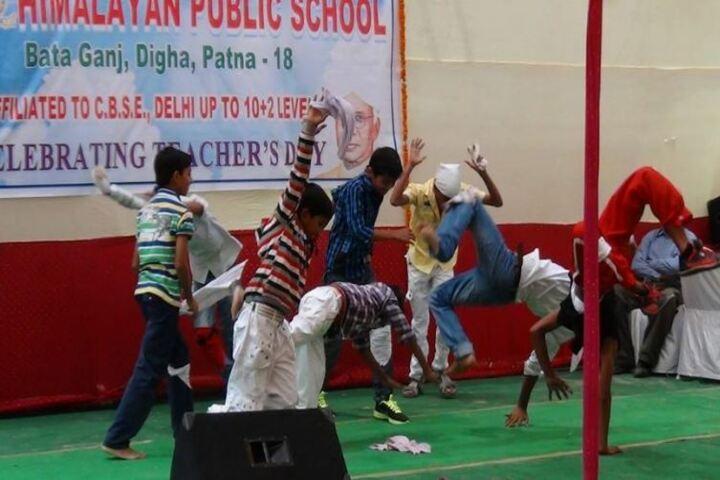 Himalayan Public School-Dance