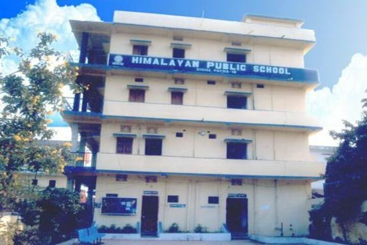Himalayan Public School-Front View