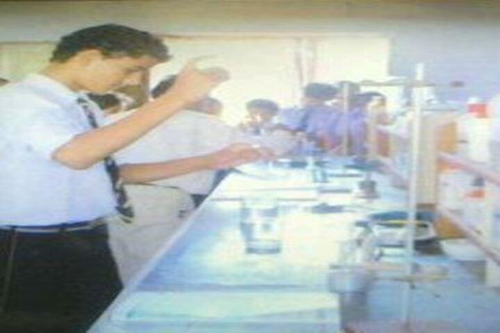Himalayan Public School-Lab